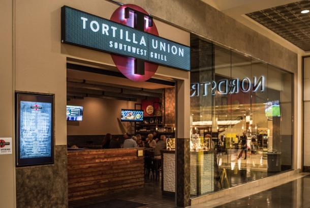 Tortilla Union Entrance