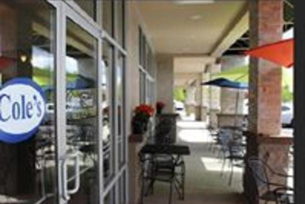 Dine on our Patio