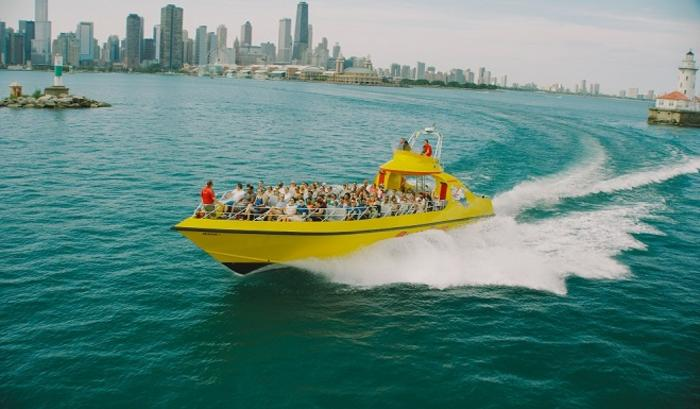 Seadog Lakefront Speedboat Rides Return! - Image