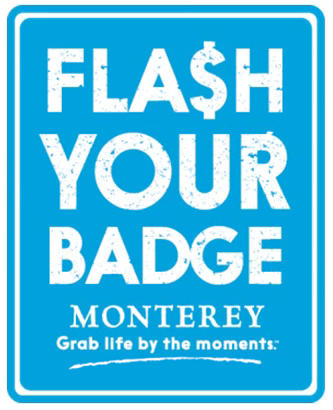 Flash Your Badge