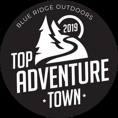2019 Top Adventure Town - Blue Ridge Outdoors