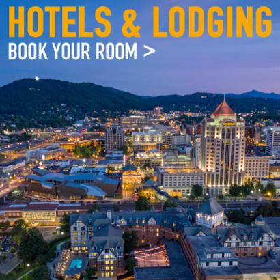 Hotels & Lodging - Roanoke