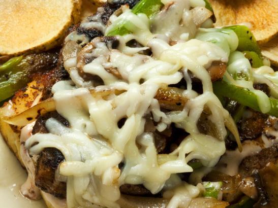 Gluten Free Blackened Steak Sandwich