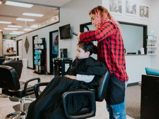 Salon Chic | Credit AB-Photography.us