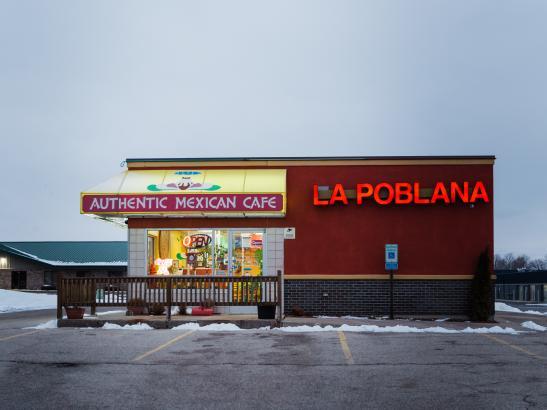 La Poblana