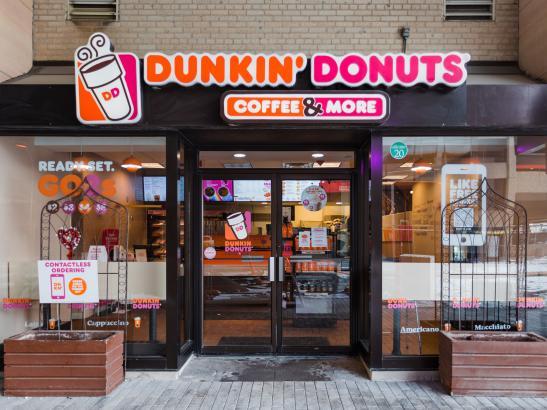Dunkin' | Downtown