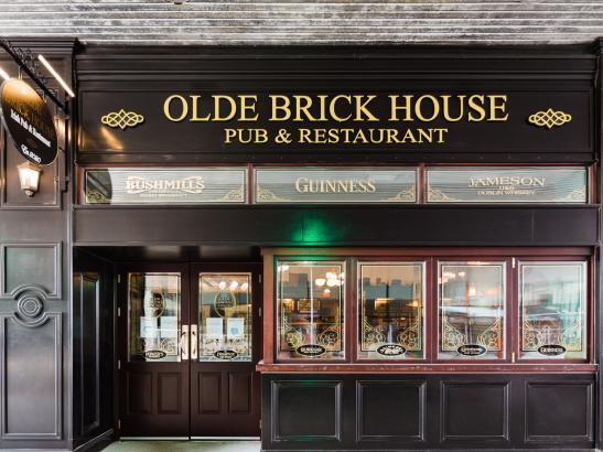 Olde Brick House | Credit AB-Photography.us