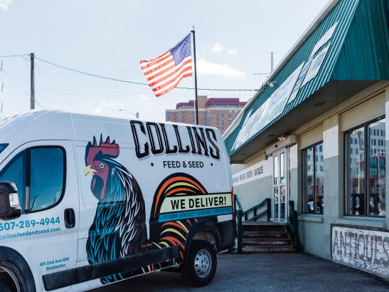 Collins Feed & Seed Center