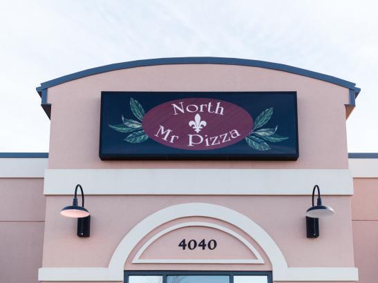 North Mr. Pizza