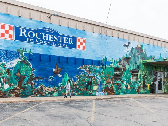 Rochester Pet & Country Store | Credit AB-Photography.us
