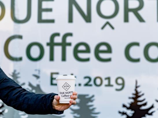 Due North Coffee Co. | Credit AB-Photography.us
