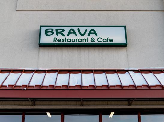Brava Restaurant & Cafe