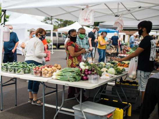 Rochester Farmers Market | Credit AB-Photography.us
