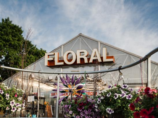 Carousel Floral, Gift & Garden Center | Credit AB-Photography.us