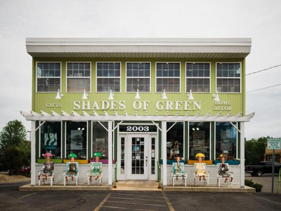 Shades of Green | Credit AB-Photography.us