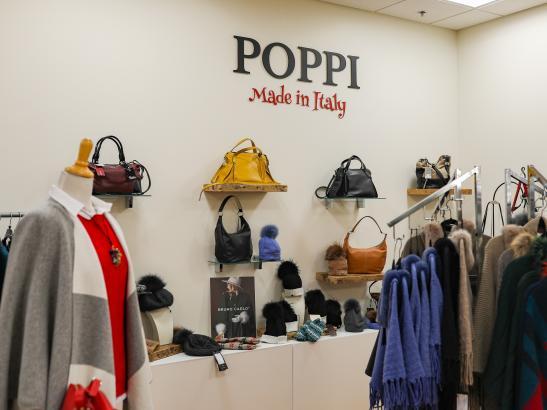 Poppi Italian Leather | Credit AB-Photography.us