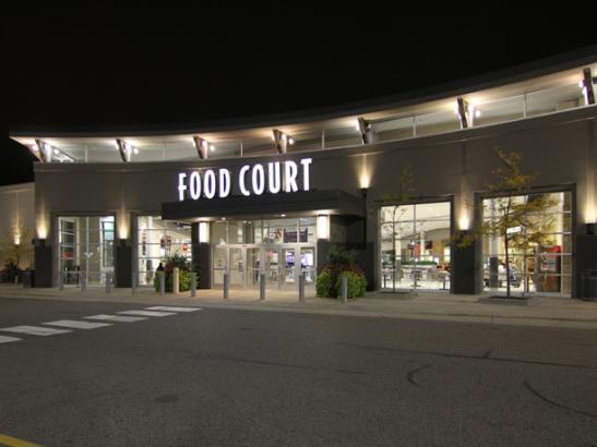 Apache Mall Food Court