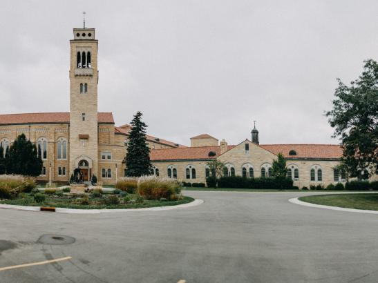 Assisi Heights Spirituality Center | credit AB-PHOTOGRAPHY.US