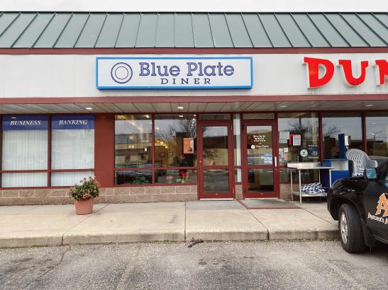 Blue Plate Diner | Credit AB-Photography.us