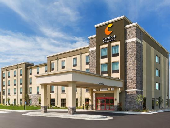 Comfort Inn & Suites West Medical Center