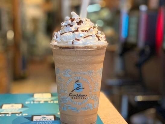 Caribou Coffee | credit Rochester Magazine