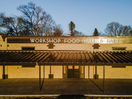 Workshop Food Hall & Bar