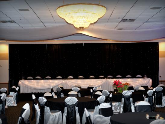 Head Table for a Wedding