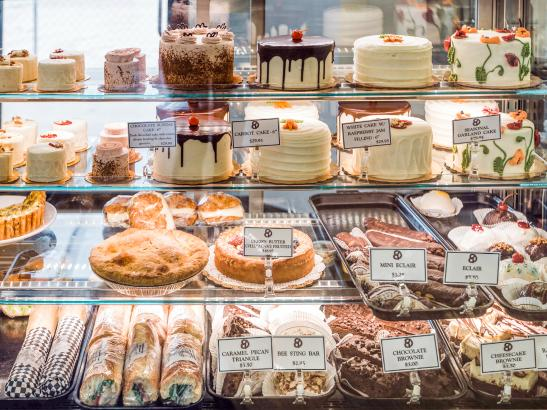 Daube's Cakes & Bakery | credit AB-PHOTOGRAPHY.US