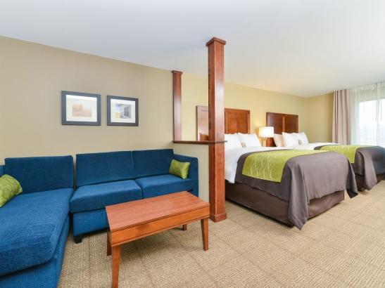 Suite Queen/Queen Room