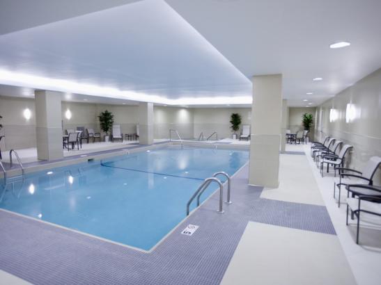 Swimming Pool, Whirlpool and Sauna
