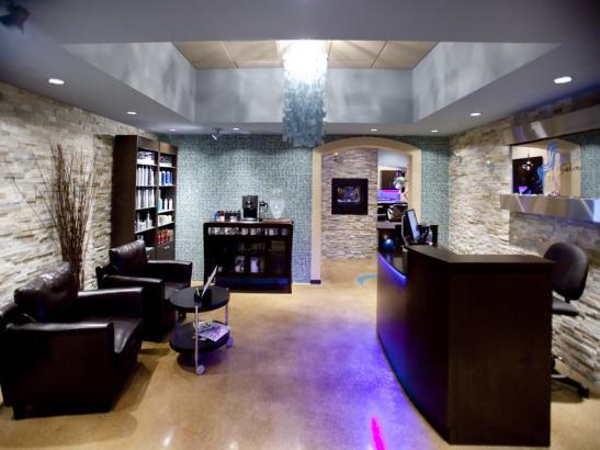 Blue H20 Salon