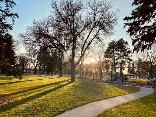 Dr. Martin Luther King Jr. Park | Credit AB-Photography.us