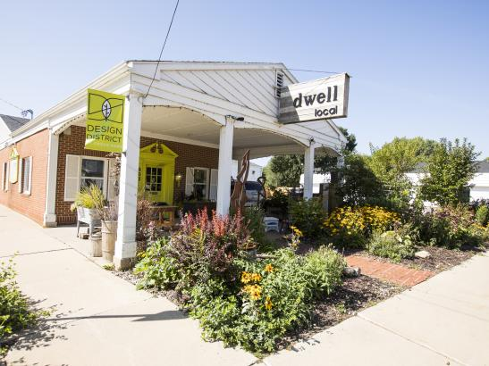 Dwell Local | credit TJ Turner