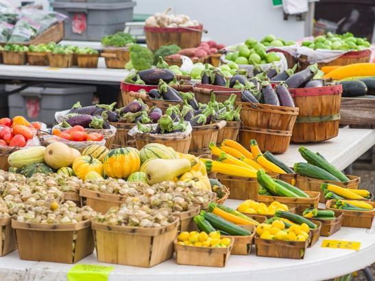 Colorful vegetables | credit choochoo-ca-chew