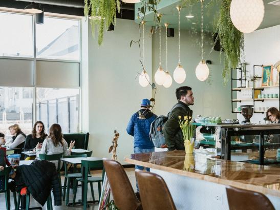 Fiddlehead Coffee Co. | credit AB-PHOTOGRAPHY.US