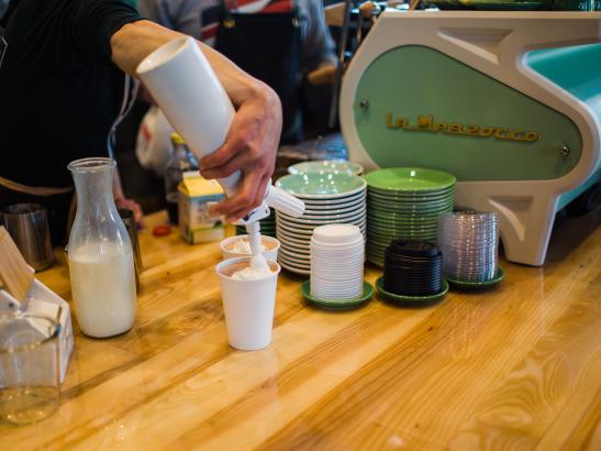 Fiddlehead Coffee | credit AB-PHOTOGRAPHY.US