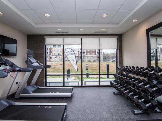 Fitness and Laundry Center