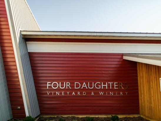 Four Daughters Exterior | credit AB-PHOTOGRAPHY.US