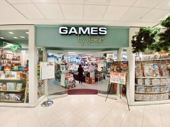 Games by James | Credit AB-Photography.us