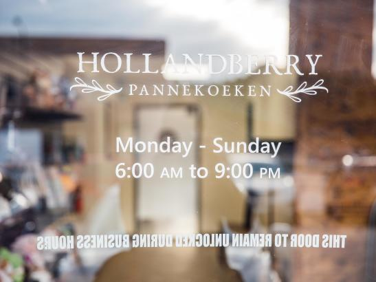 Hollandberry Pannekoeken | credit AB-PHOTOGRAPHY.US