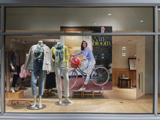 Galleria at University Square - Talbots | Credit AB-Photography.us