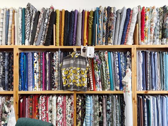 Ginny's Fine Fabrics