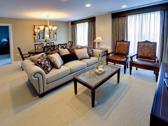 The Residence Living Room