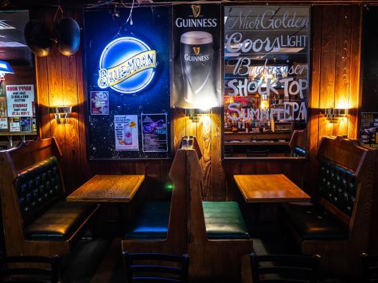 Kathy's Pub | credit Rochester Magazine