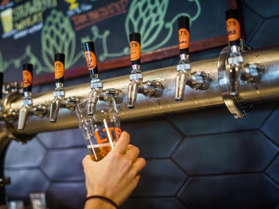 LTS Brewing Company | credit Rochester Magazine