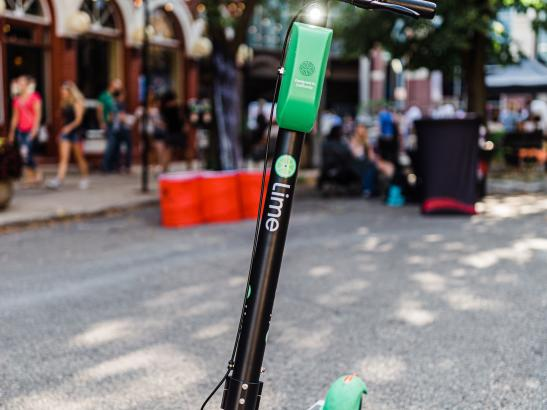 Lime Scooters | credit AB-PHOTOGRAPHY.US