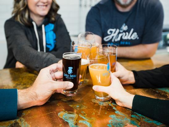 Little Thistle Brewing Co. | credit AB-PHOTOGRAPHY.US