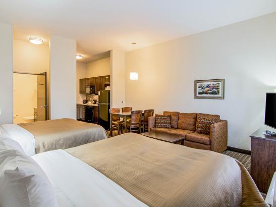Two Queen Suites