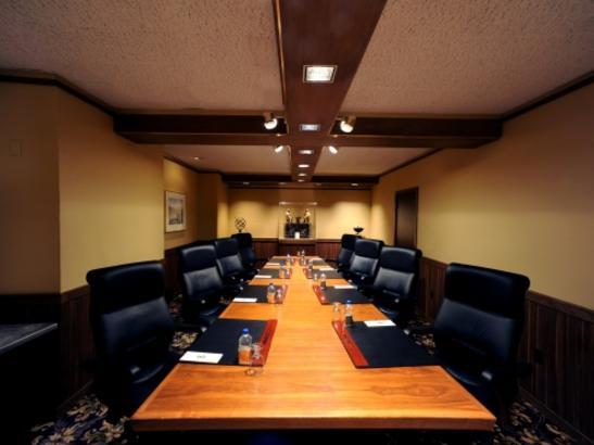 Boardroom - Mayo Brothers
