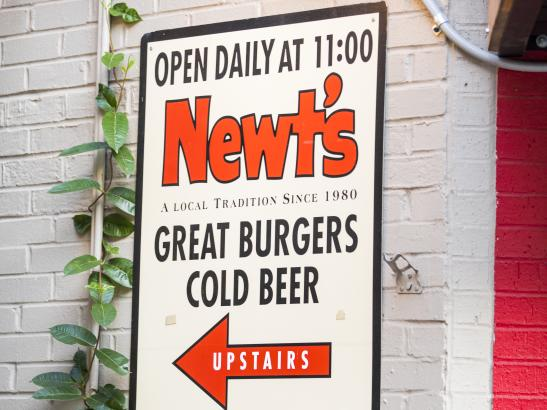 Newt's | credit TJ Turner